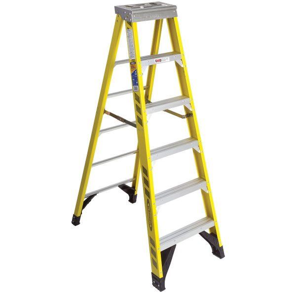 Werner Step Ladder Type IIA for Sale at Southwest Scaffolding