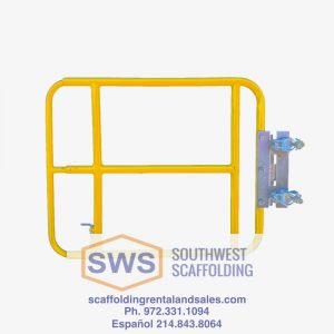 3 ft Expandable Access Gate for Sale | Southwest Scaffolding