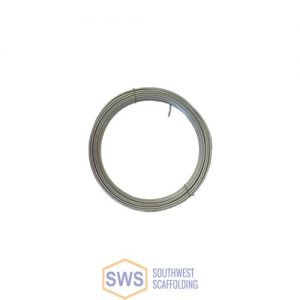 No. 9 Galvanized Tie Wire | Southwest Scaffolding