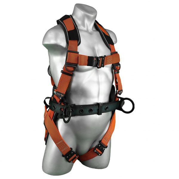 Full Body Harness | Maxx Comfort | Side D-Ring | Malta Dynamics