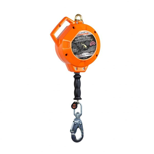 Lifeline – 20 ft Self Retracting Heavy Duty | Malta Dynamics