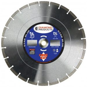 Diamond Products Star Blue Masonry Blade