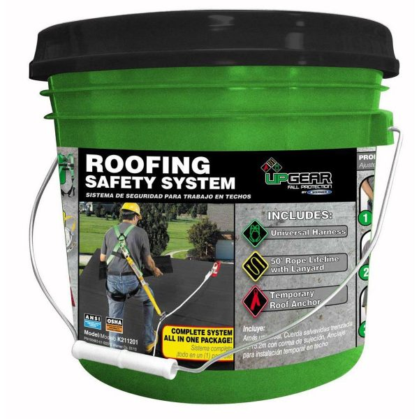 Werner UpGear Roofing Safety System for Sale at Southwest Scaffolding