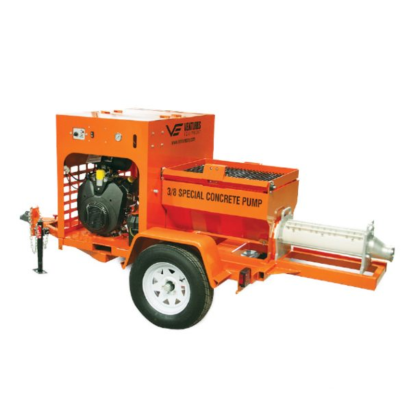 Concrete Grout Pump | Venture Equipment