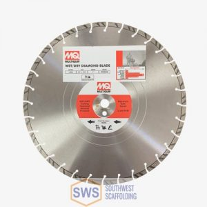 Diamond Saw Blade By Multiquip for Sale at Southwest Scaffolding