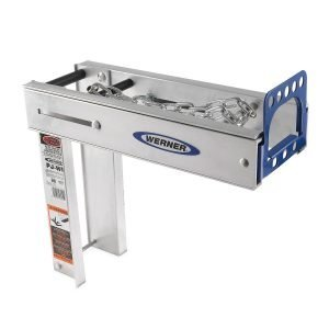 Werner pump jack workbench sold by Southwest Scaffolding
